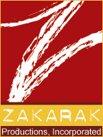Zakarak Productions, Incorporated